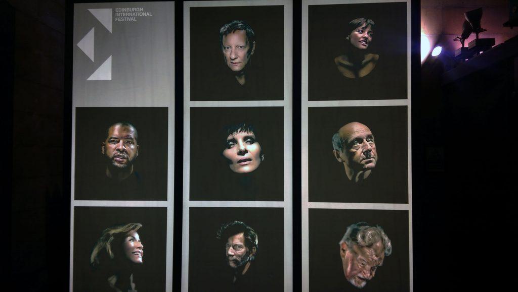 artists at the 2015 edinburgh international festival