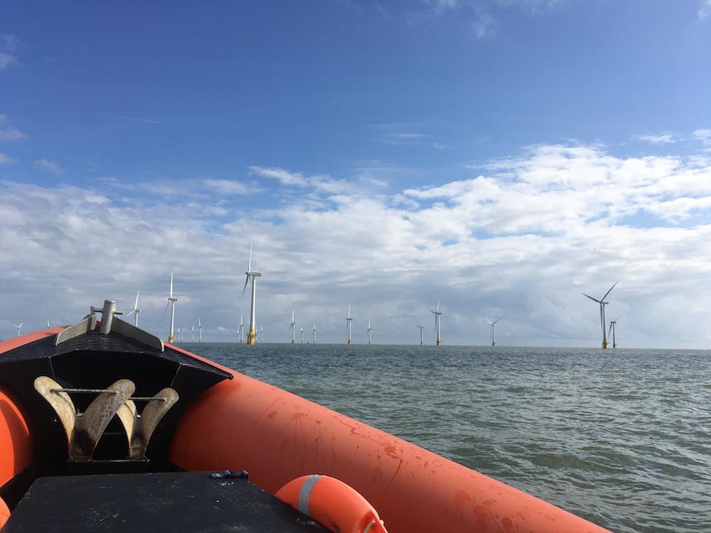 Scroby Sands windfarm