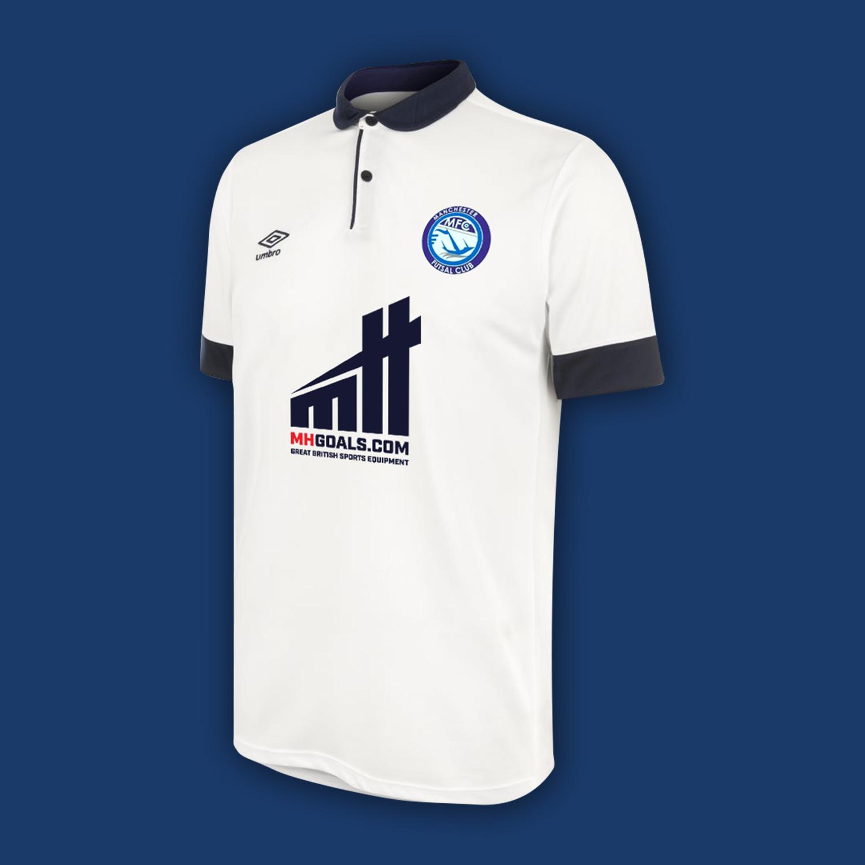 MH Goals futsal shirt white