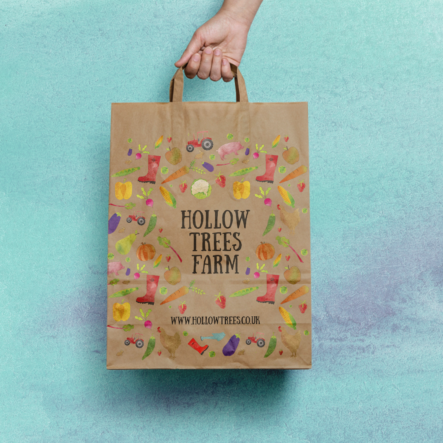 Hollow Trees Farm bag