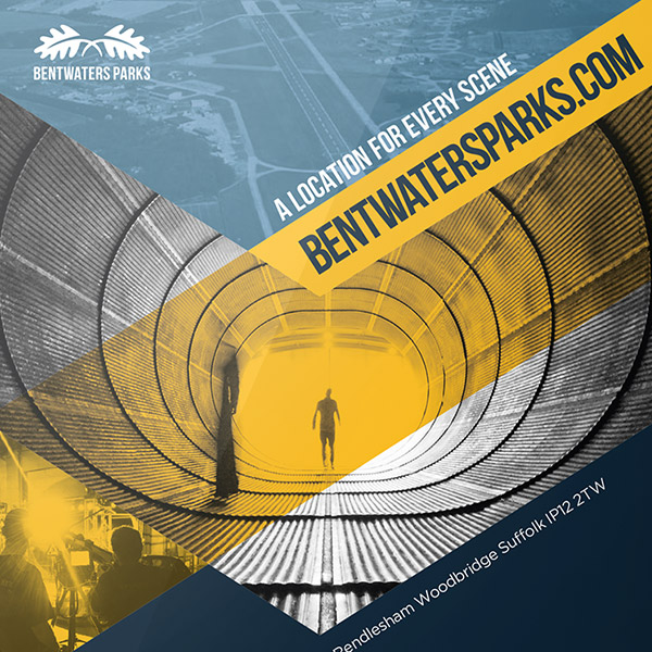 Bentwaters Parks poster