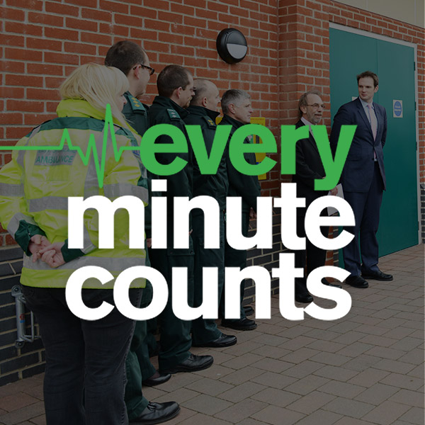 Co-op Every Minute Counts logo