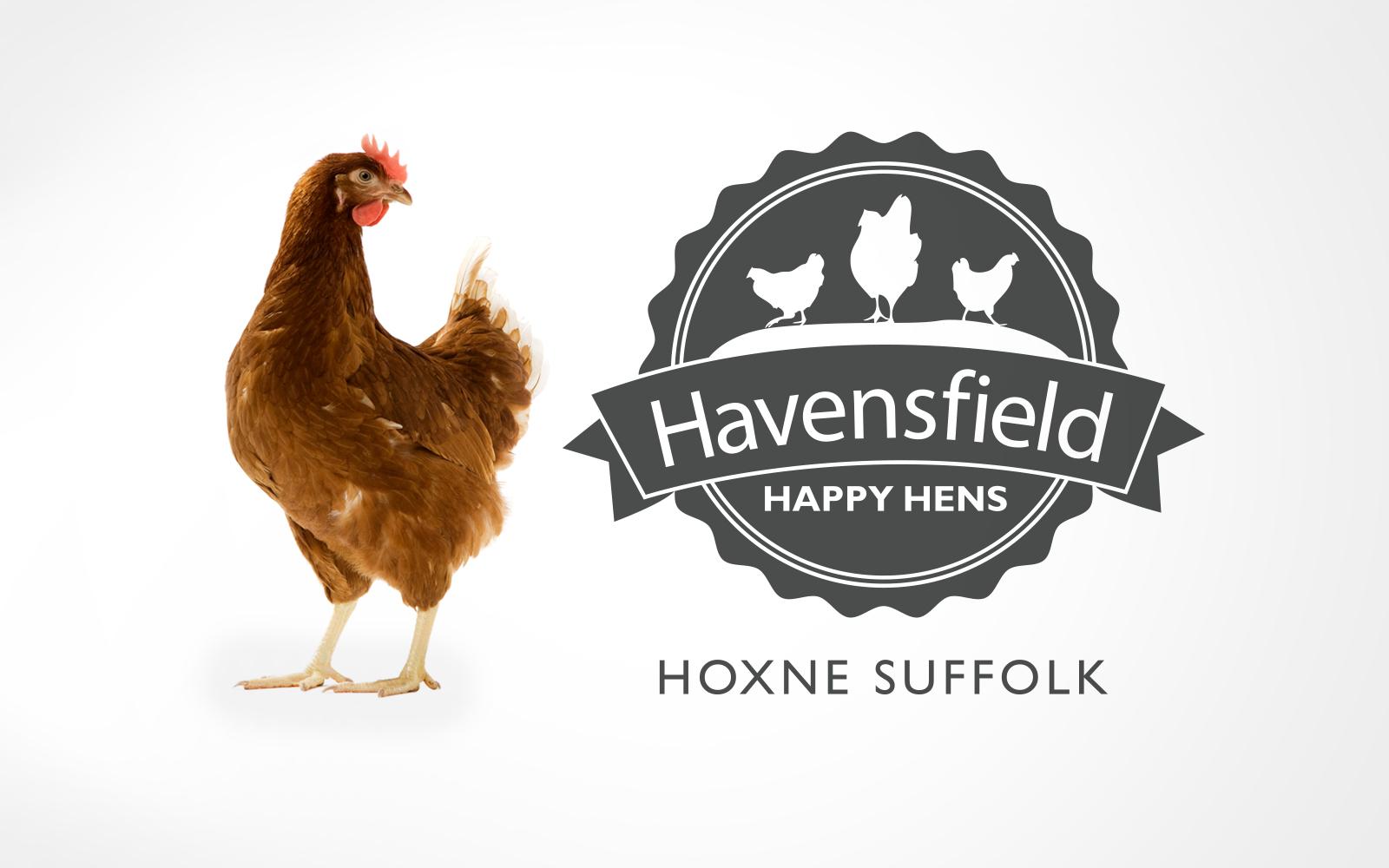 Havensfield Happy Hens logo