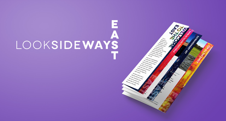 Look Sideways - East Concertina leaflet