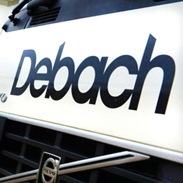 Debach logo