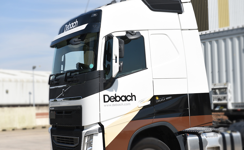 Debach lorry cab