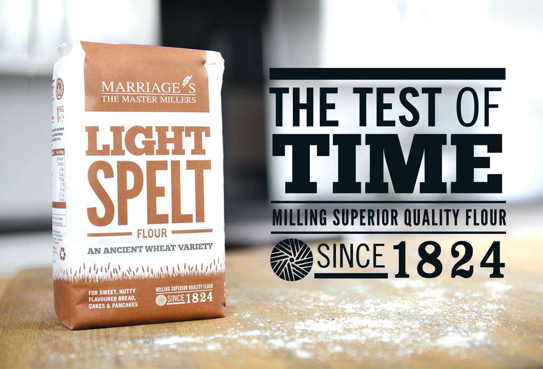 Marriages Light Spelt