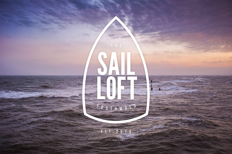 Sail Loft logo sea