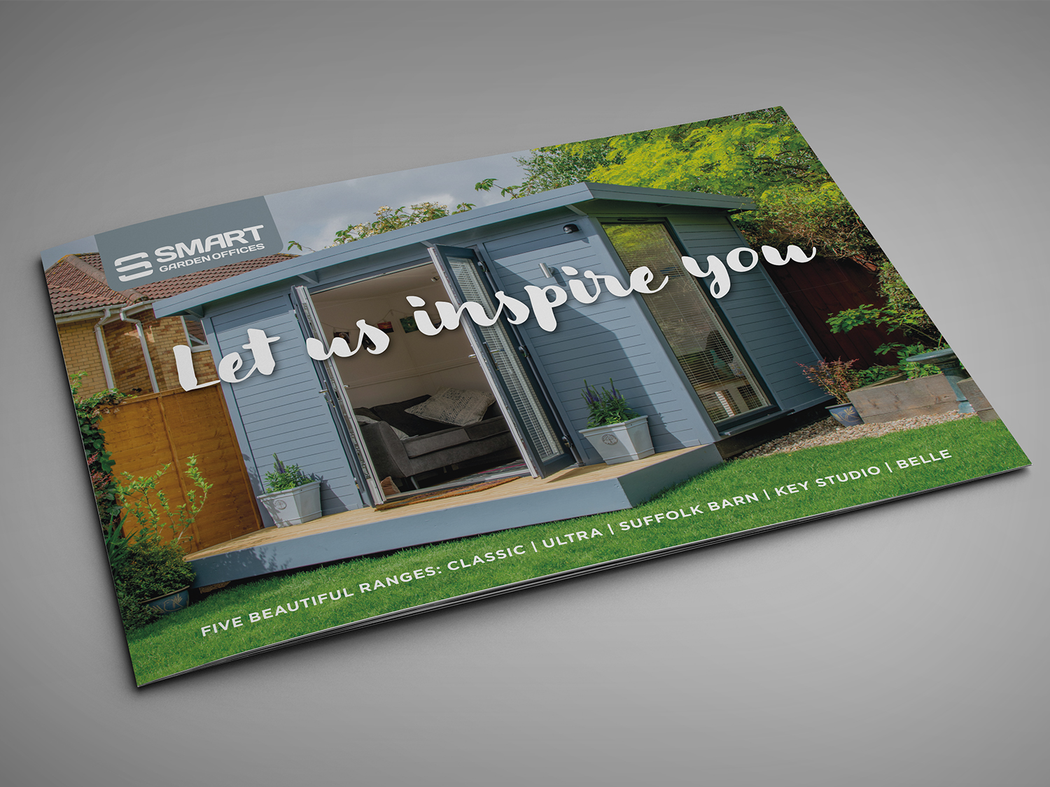 Smart brochure front cover