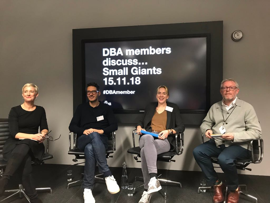 DBA Small Giants