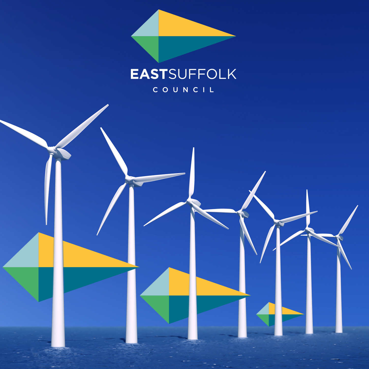 East Suffolk Council logo 2