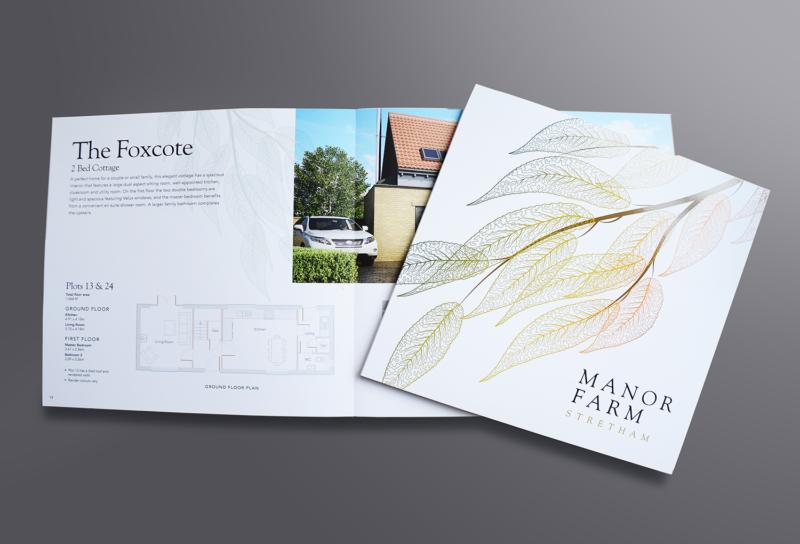Manor Farm brochure