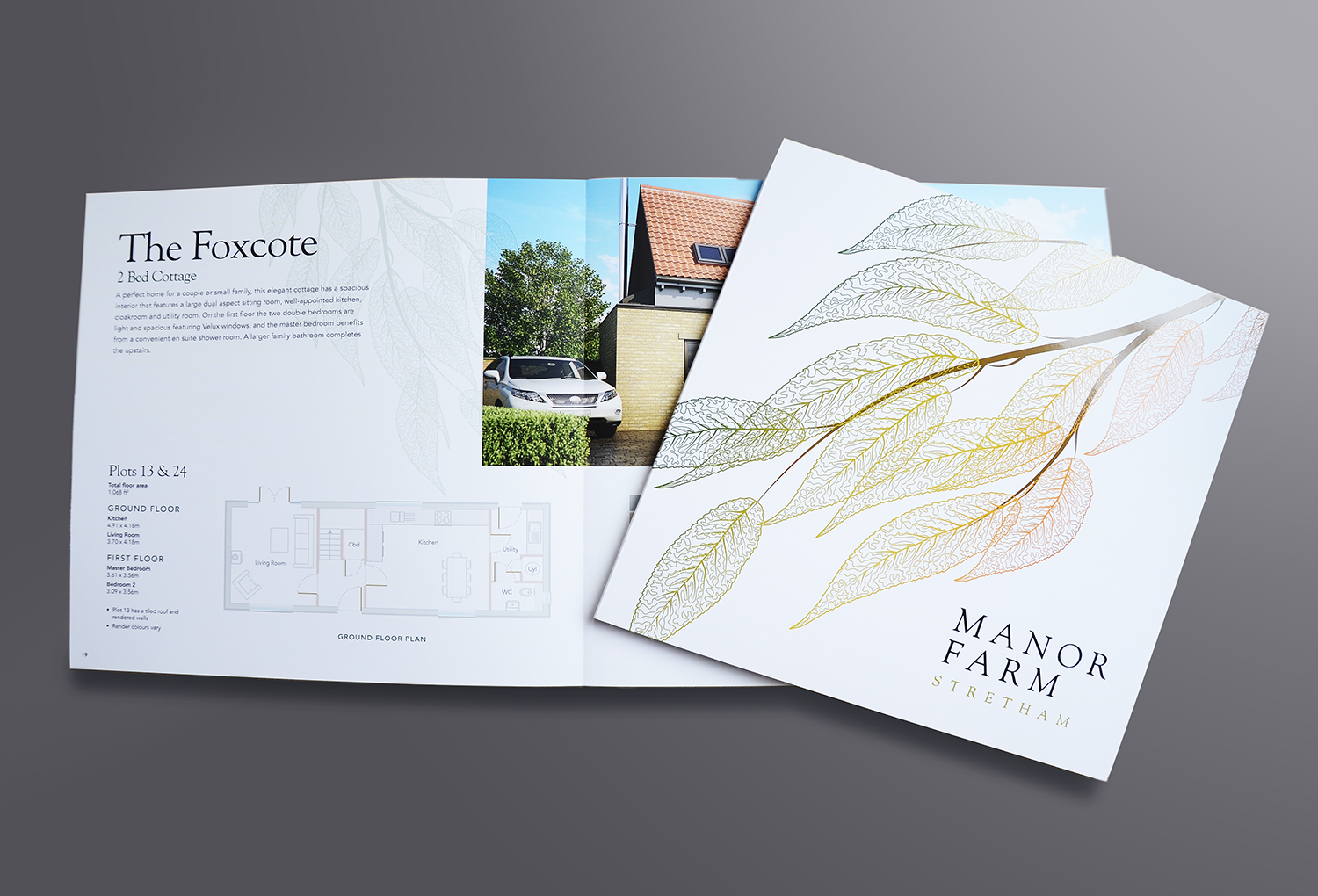 Manor Farm brochure