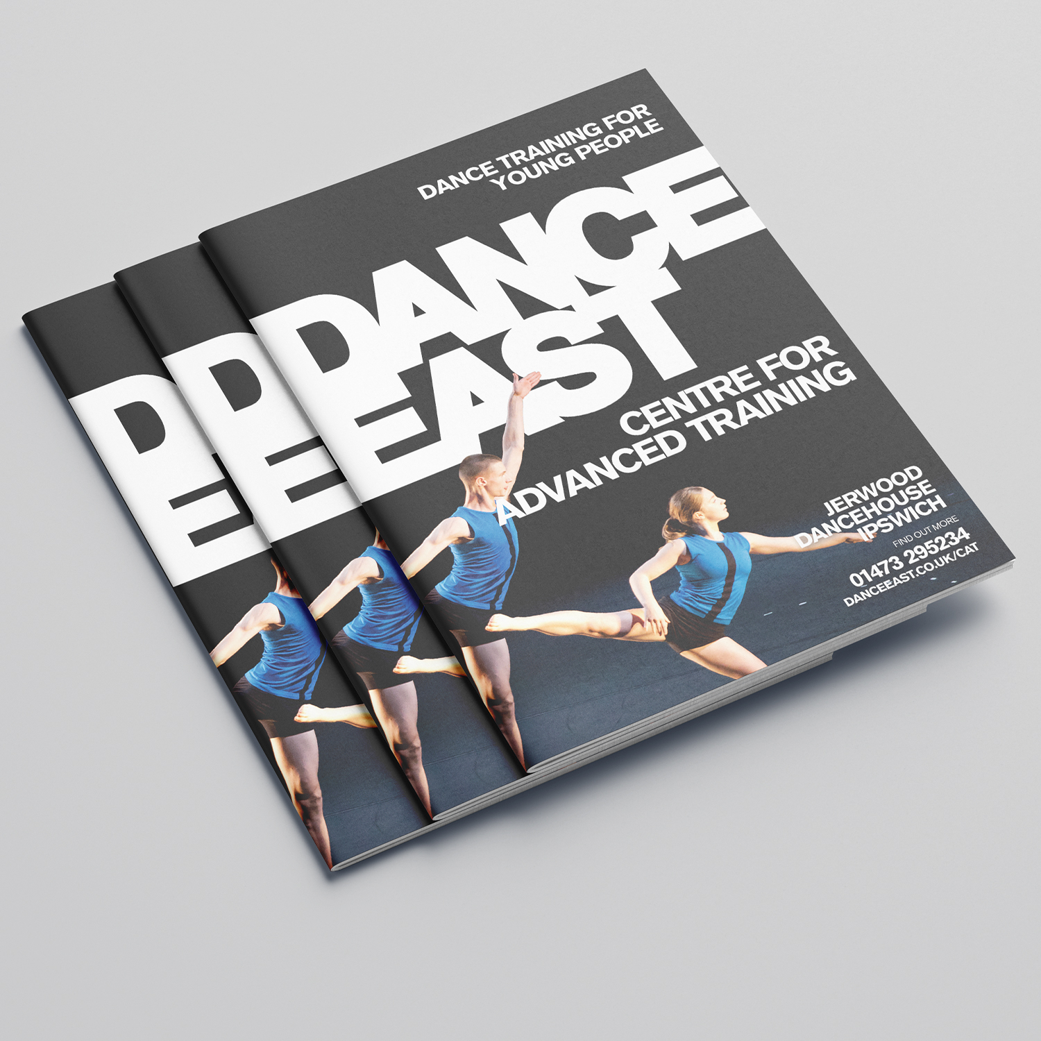 DANCEEAST CATS brochure