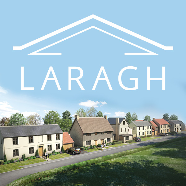 Laragh Homes logo