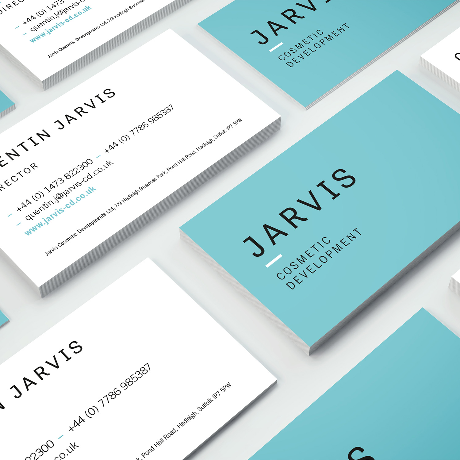 Jarvis business cards