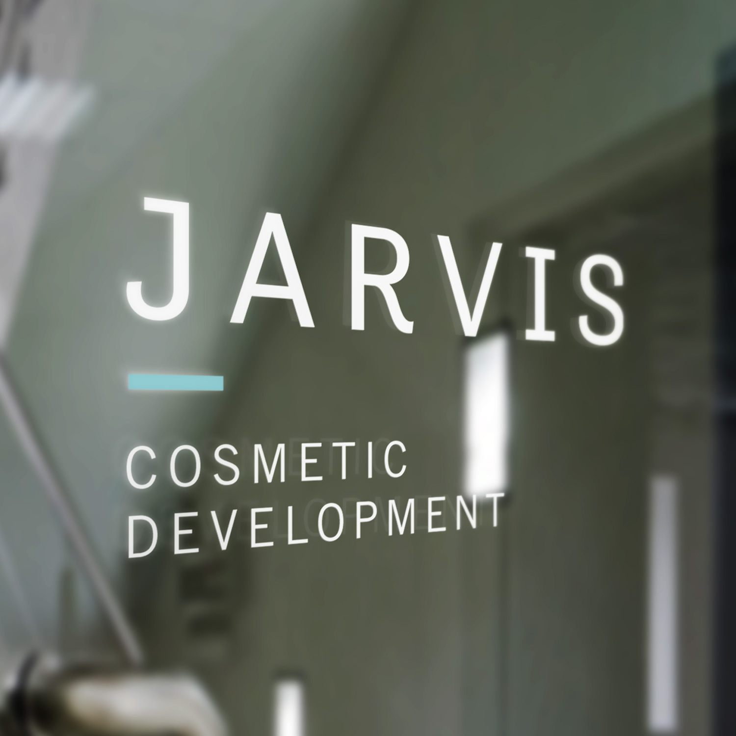 Made by Jarvis sign