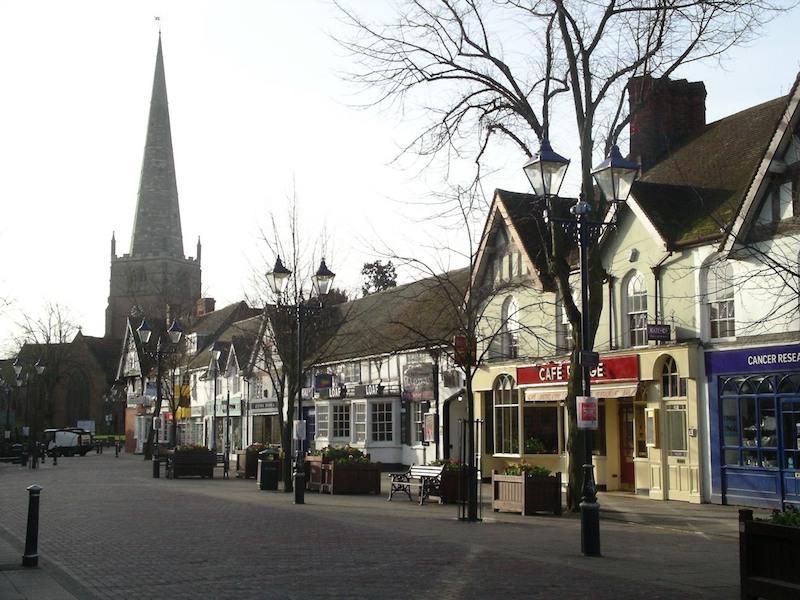Solihull West Midlands