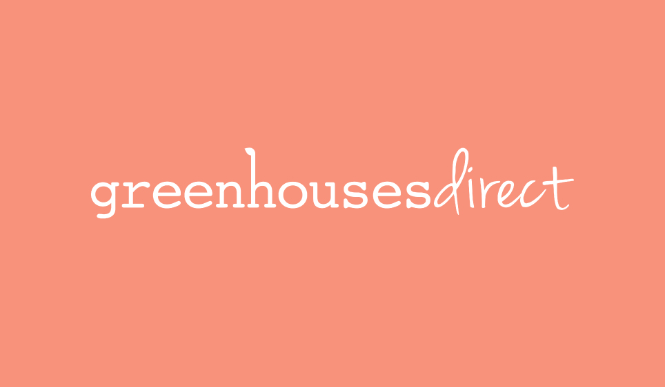 Greenhouses Direct orange logo