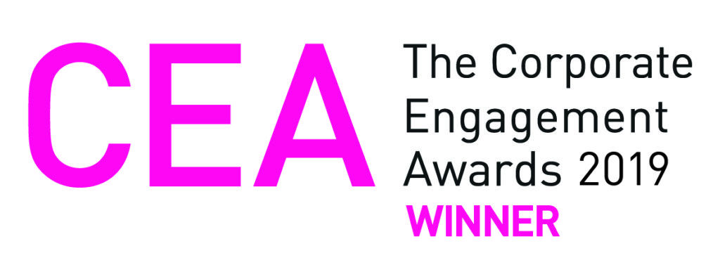 Corporate Engagement Awards Winner