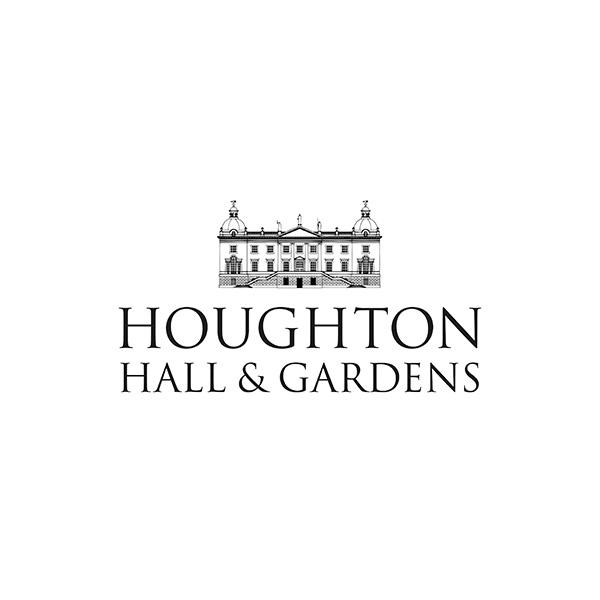 Houghton Halls and Garden Logo