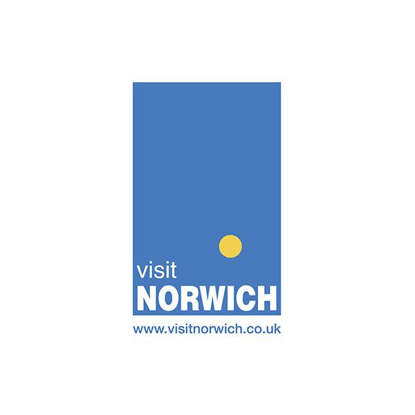 Visit Norwich Logo