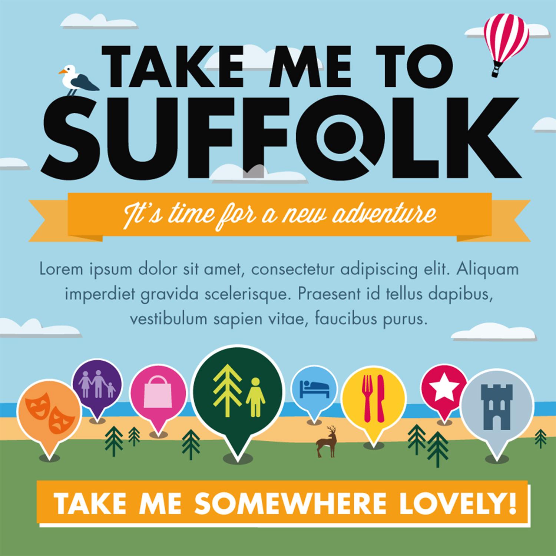 Visit Suffolk Take Me To Suffolk