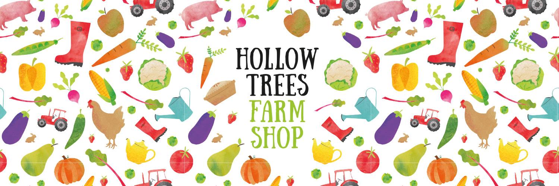 Hollow Trees farm shop