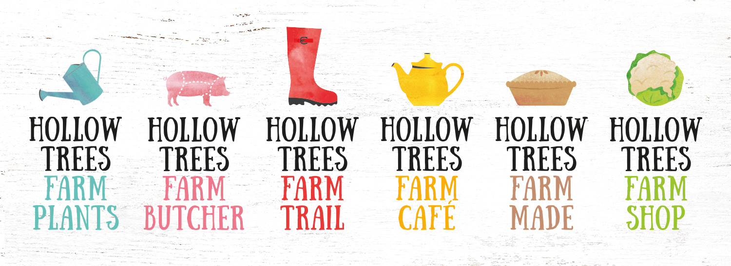 Hollow Trees signs