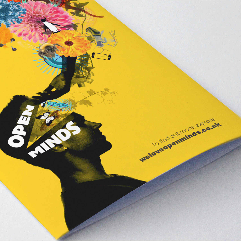 Open Minds brochure