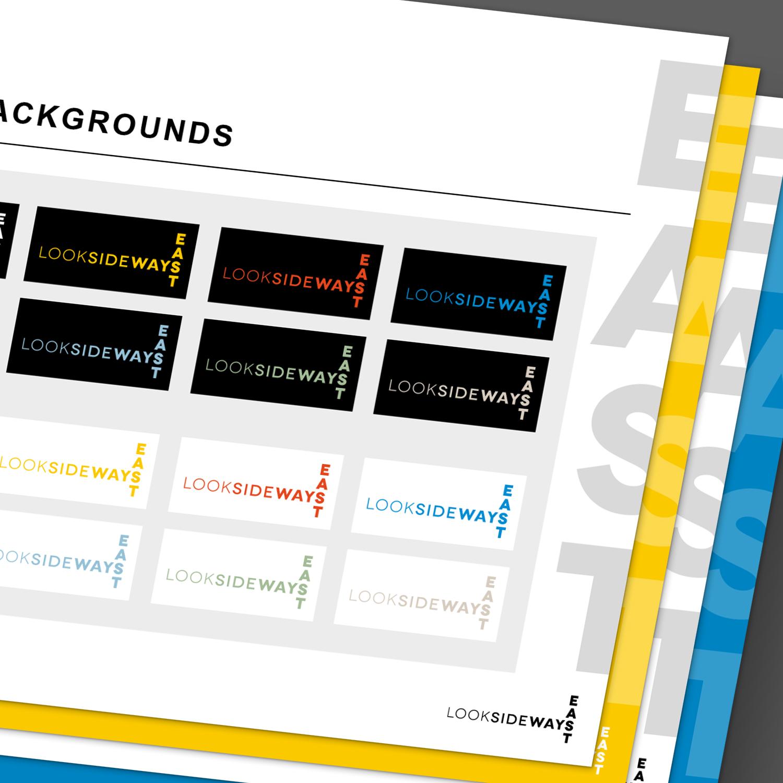 LookSideways - East logo guide