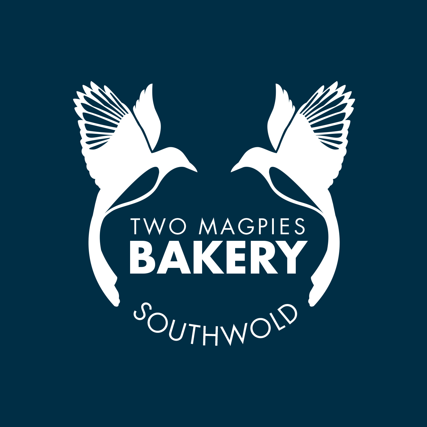 Two Magpies logo
