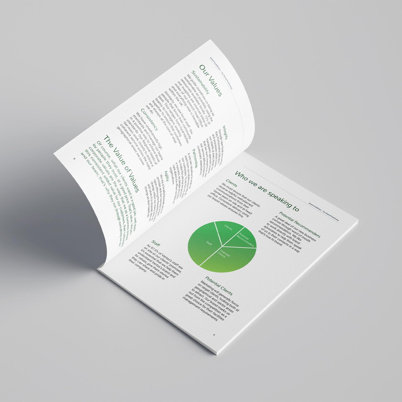 Vertas brand guidelines inside