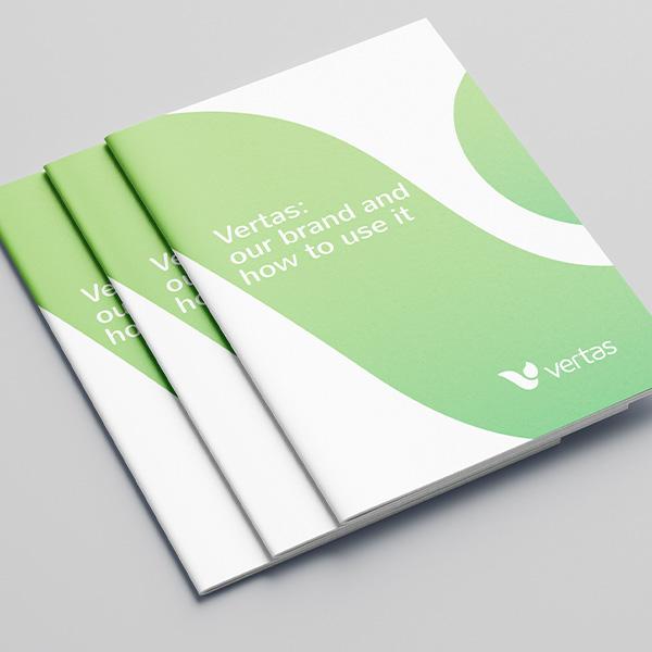 Vertas brand guidelines