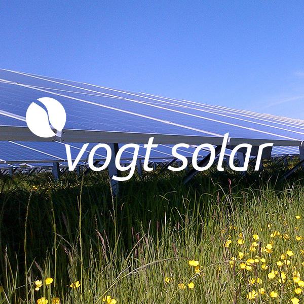 Vogt Solar logo