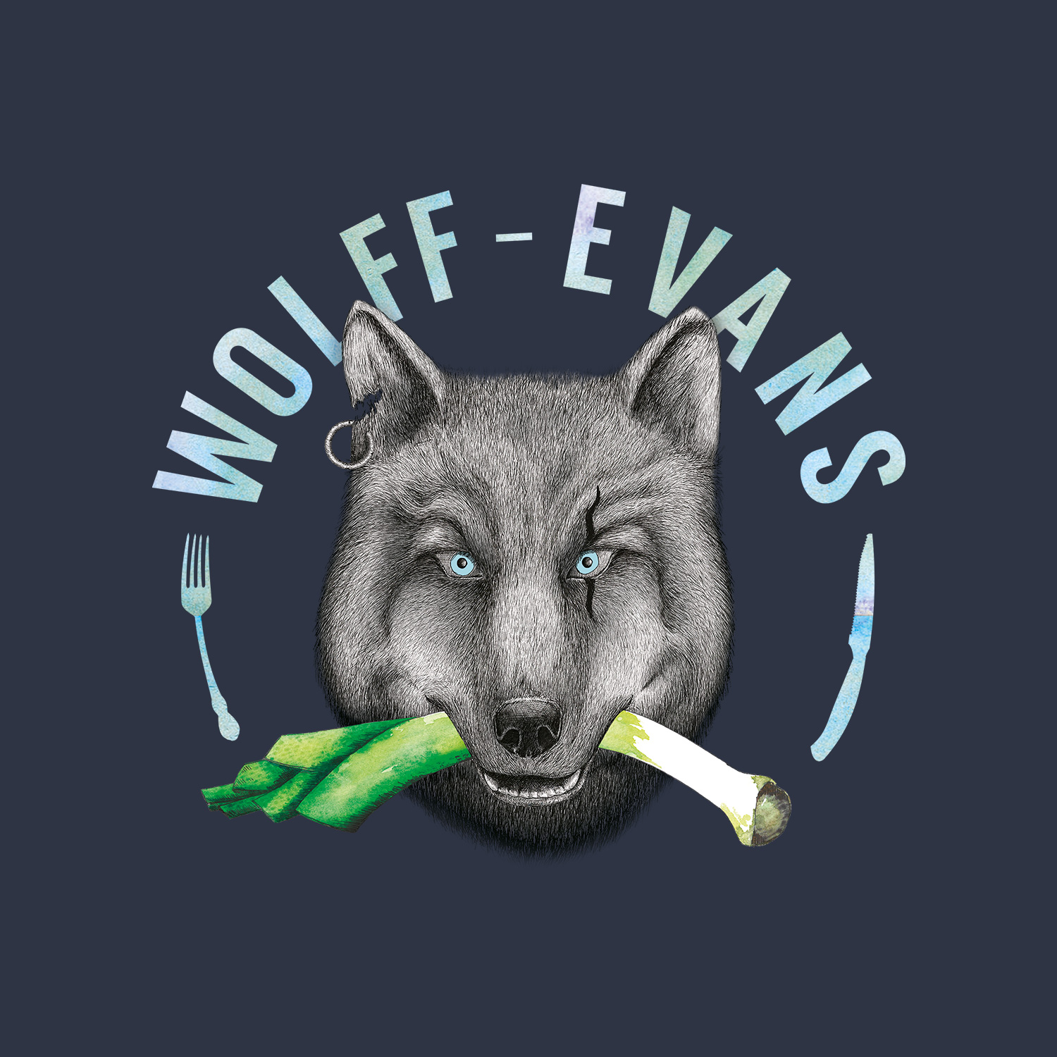 Wolff-Evans finished logo