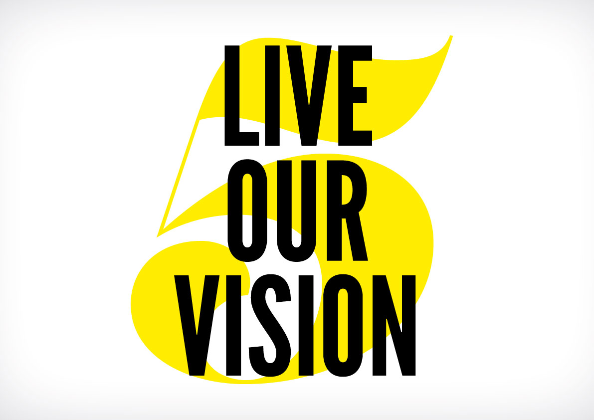 Live Our Vision