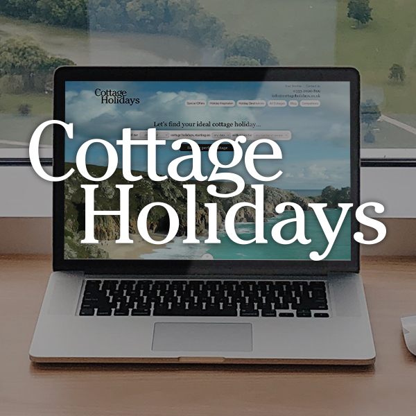 CottageHolidays logo