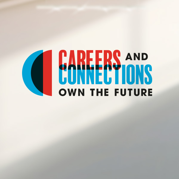 West Suffolk College Careers and Connections Logo